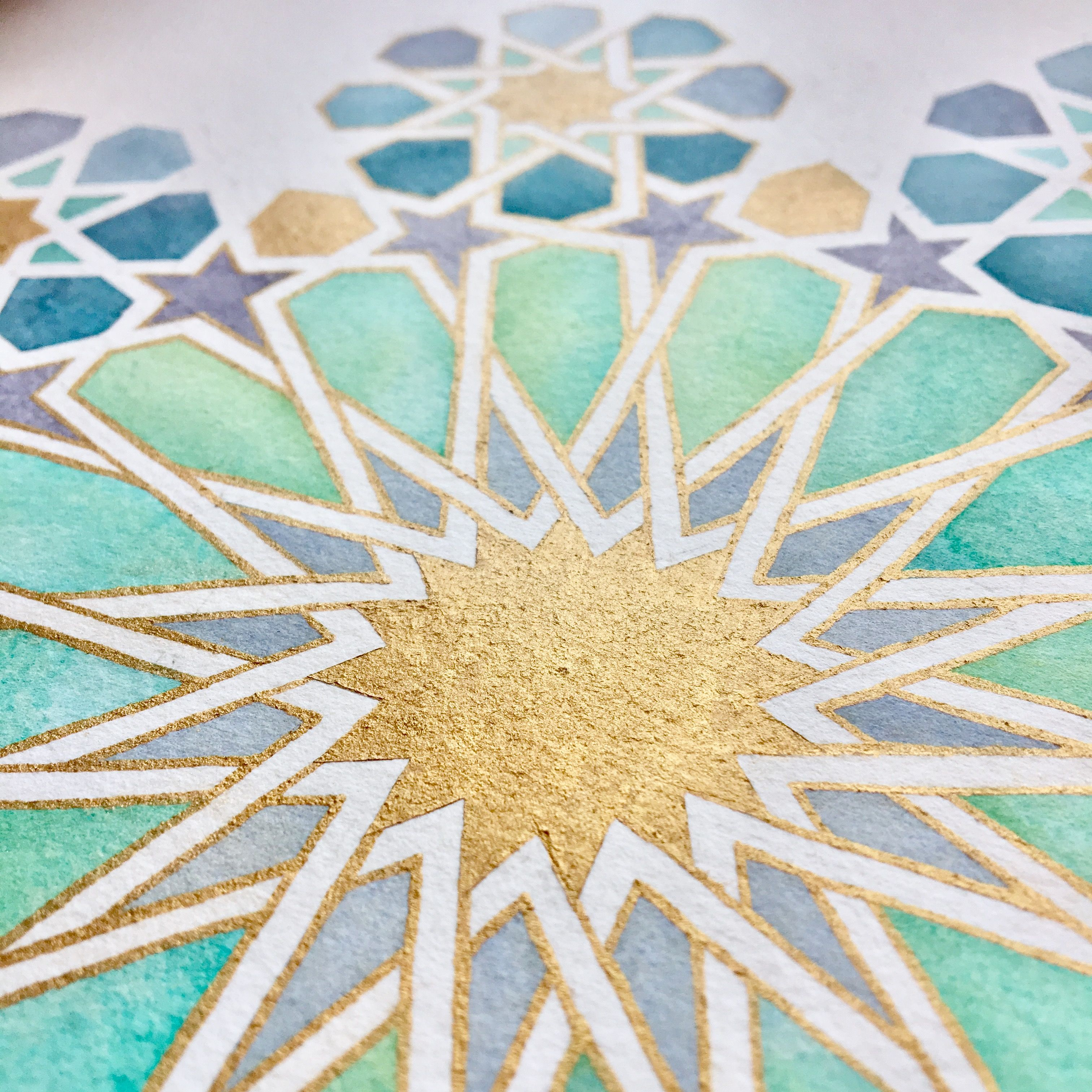 Islamic Geometric Pattern Workshop | Events | King County Library System