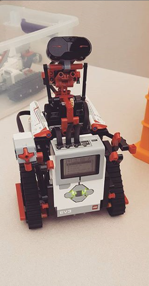 Lego Robotics | Events | King County Library System