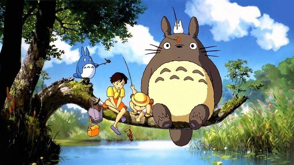 My Neighbor Totoro PNG clipart images free download   PNGGuru   540x960