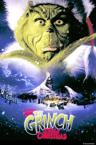 How The Grinch Stole Christmas Movie.Kid Movie Of The Month Dr Seuss How The Grinch Stole