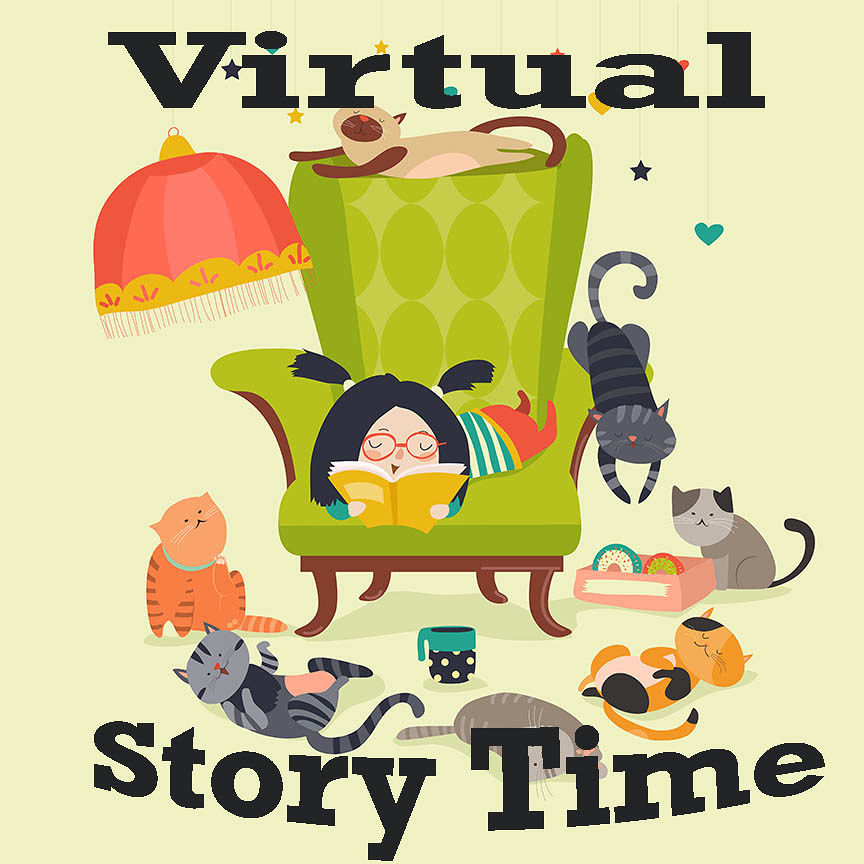 Virtual Family Story Time   Events   King County Library System